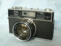 '  MAJAMATIC-VERY RARE- ' Majamatic Super Deluxe Vintage Rangefinder Camera c/w 48mm 1.7 Lens -RARE NAME VARIANT- £49.99